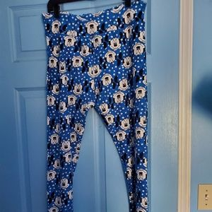 Lularoe Disney TC leggings